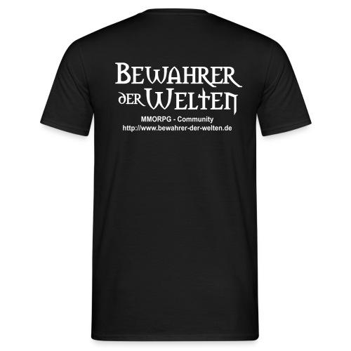 BdW T-Shirt m. Nickname (B&C) - Männer T-Shirt