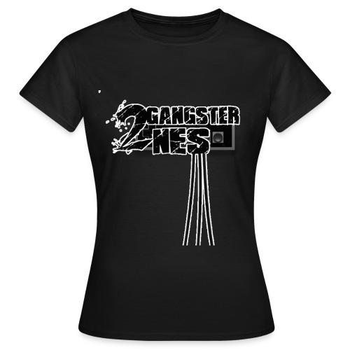 Gangster 2 NES Femme - T-shirt Femme