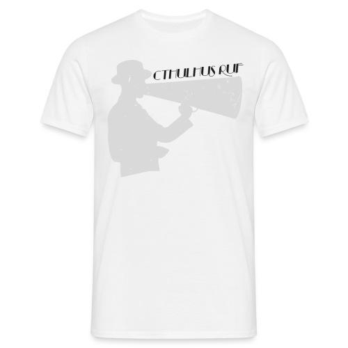 T-Shirt Flüstertüte Hell - Männer T-Shirt