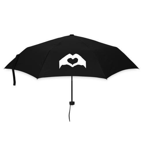 Parapluie d'amour ou d'amitié - Parapluie standard