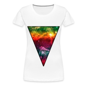 Womans hipster tee - Women's Premium T-Shirt