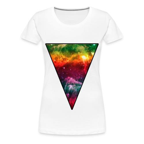 Womans hipster tee - Women's Premium T-Shirt