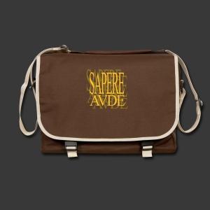 SAPERE AUDE - Shoulder Bag