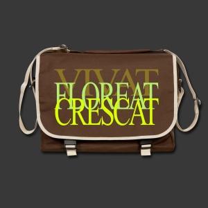 VIVAT FLOREAT CRESCAT - Shoulder Bag