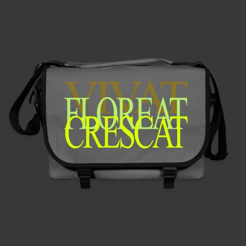 VIVAT FLOREAT CRESCAT - Shoulder Bag