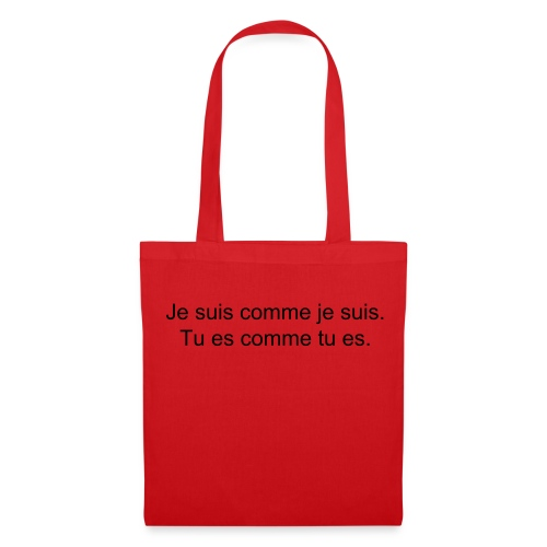 I love your life Darling ! - Tote Bag