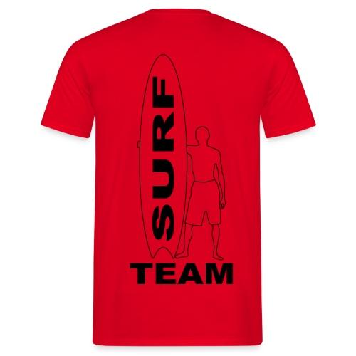 Surfing fashion team - Men's T-Shirt