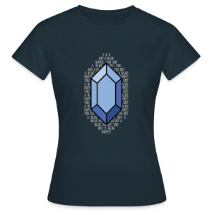 Blue Rupee (Women's) - Women's T-Shirt