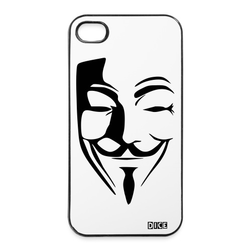 Anonymous - - Coque rigide iPhone 4/4s
