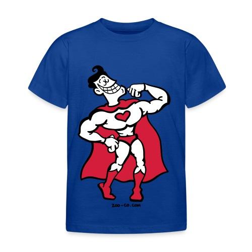 Super héros - T-shirt Enfant
