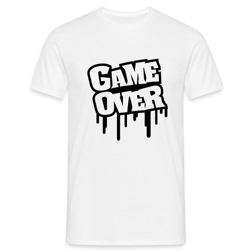 Gamer Over Shirt - T-shirt Homme
