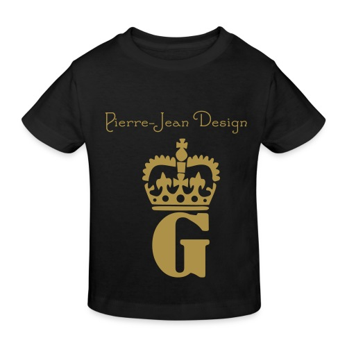 Tee-shirt God Pierre-Jean Design EXCLUSIF - T-shirt bio Enfant