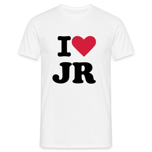 I Love JR - Men's T-Shirt