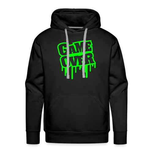 Game Over Sweat Shirt - Sweat-shirt à capuche Premium pour hommes