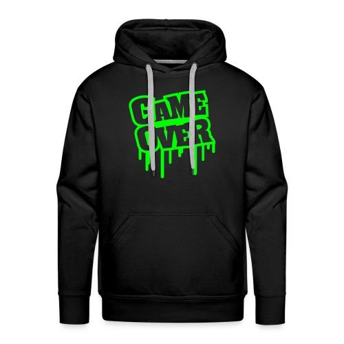 Game Over Sweat Shirt - Sweat-shirt à capuche Premium pour hommes