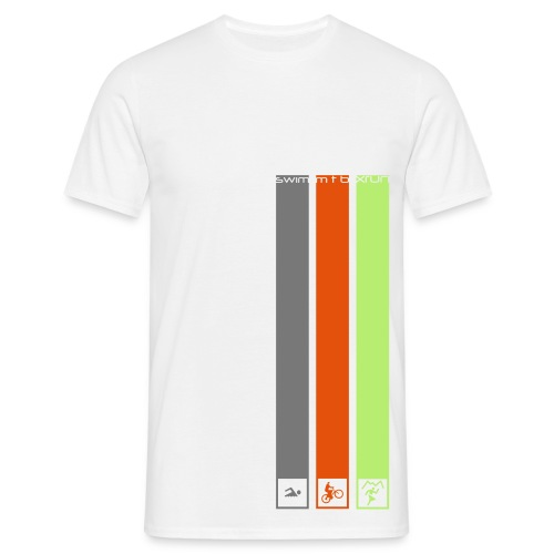 XTriathlom Stripes 2 - Männer T-Shirt