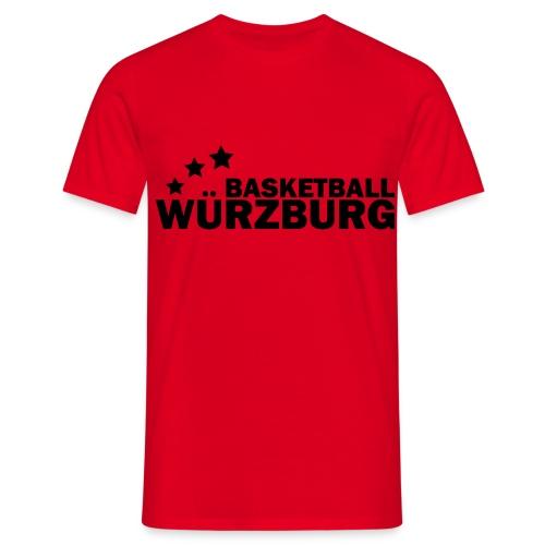 Würzburg Basketball T-Shirt - Männer T-Shirt