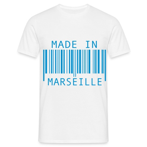 Made in Marseille - T-shirt Homme