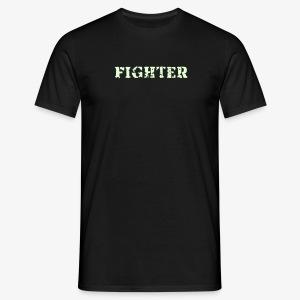 FIGHTER T-Shirt  - Männer T-Shirt