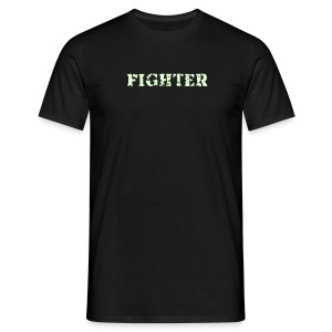 FIGHTER T-Shirt  - Männer T-Shirt