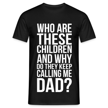 who are these children T-Shirts