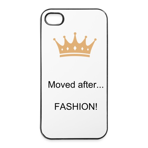 Moved after FASHION! - iPhone 4/4s Hard Case