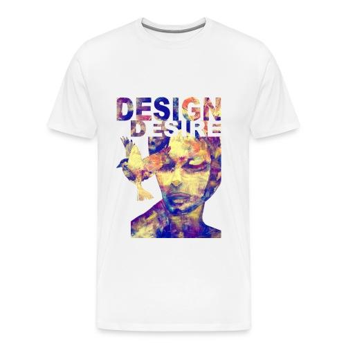 Design - T-shirt Premium Homme