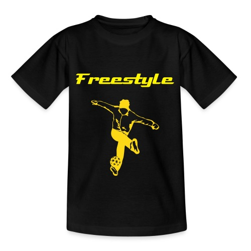 Freestyle - Kinder T-Shirt