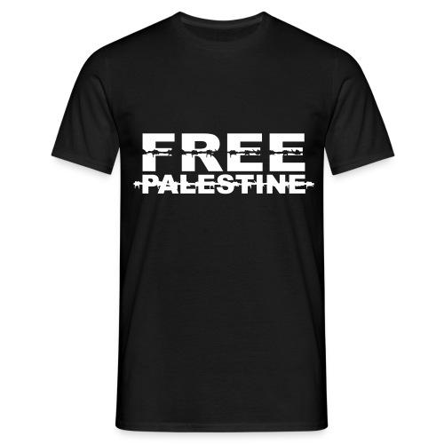 free palestine - T-shirt Homme