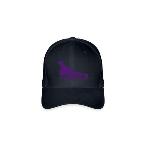 vigevani cap giallo - Cappello con visiera Flexfit