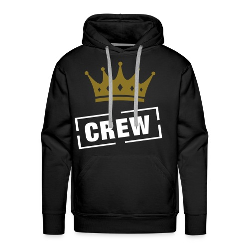 Im The Crew - Premium hettegenser for menn