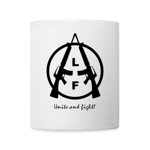 Animal Liberation Front | UNITE AND FIGHT TASSE - Tasse