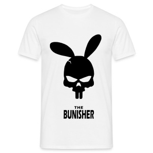 The Bunisher - T-shirt Homme