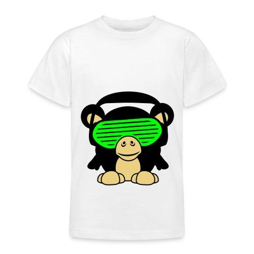 T-Shirt kinderen aap - Teenager T-shirt