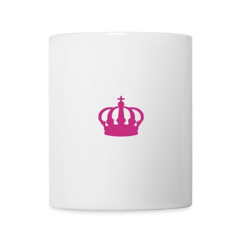 tasse du roi - Mug blanc
