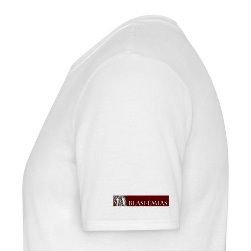 Blasfémias T-Shirt Masculino - Men's T-Shirt