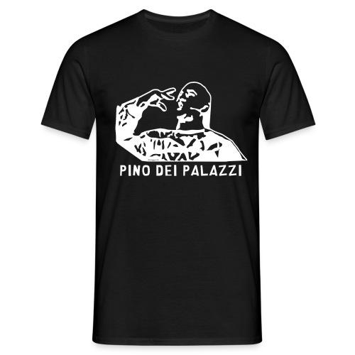 T-shirt Pino dei Palazzi1 bianco - Maglietta da uomo