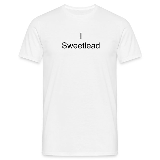 I Sweetlead... (Men) - Wht