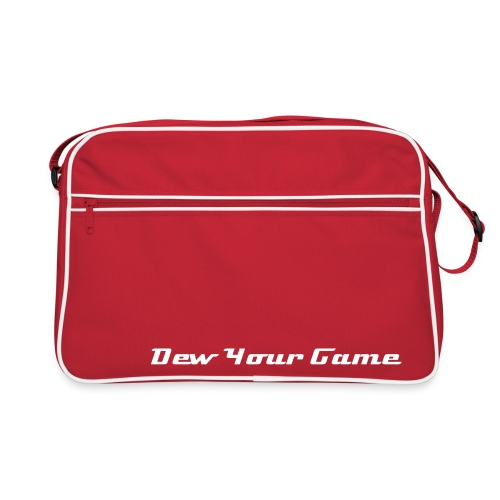 Dew Your Game 'retro' Messenger Bag - Retro Bag