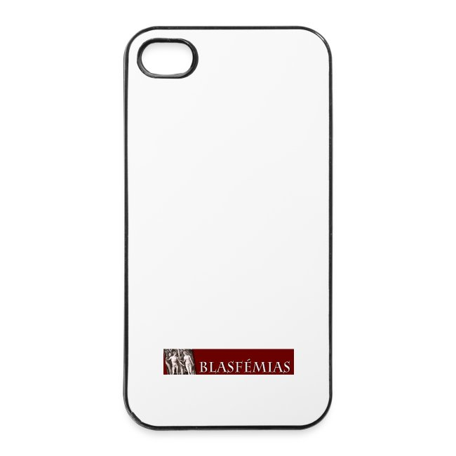 Capa Dura Blasfema iPhone 4/4S