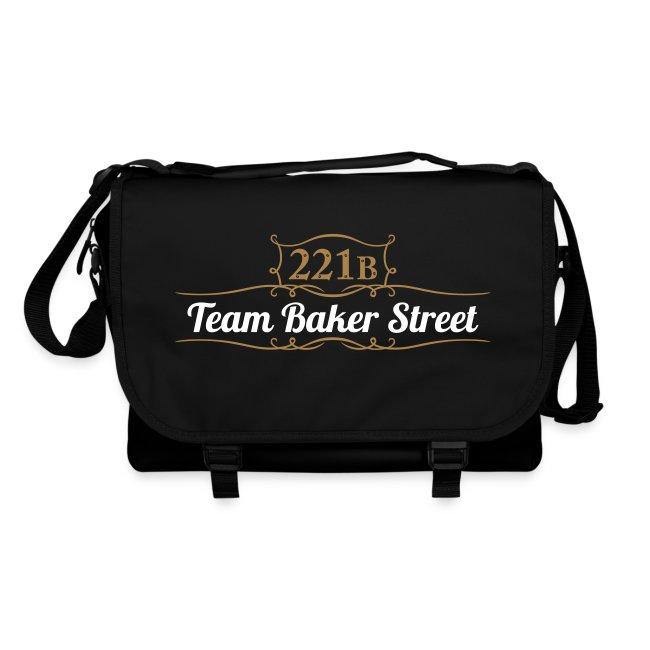 Team Baker Street Umhängetasche