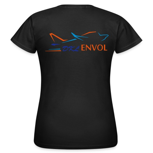 Tee Shirt DKL ENVOL - T-shirt Femme