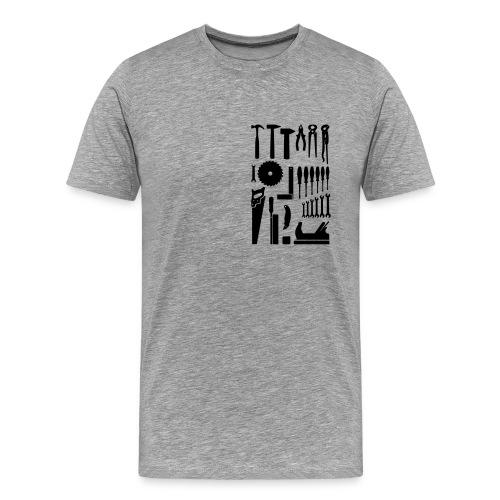 Le bricoleur - T-shirt Premium Homme