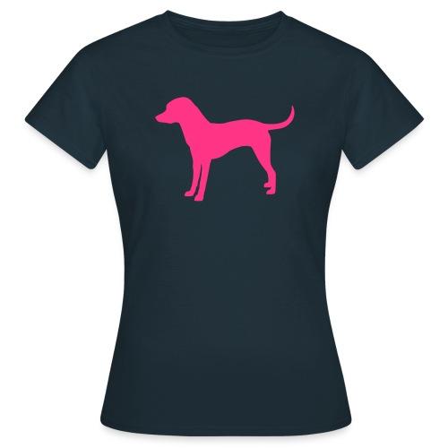 Your Dog - Women's T-Shirt
