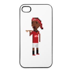 iPhone 4 case - Fake arm - iPhone 4/4s Hard Case