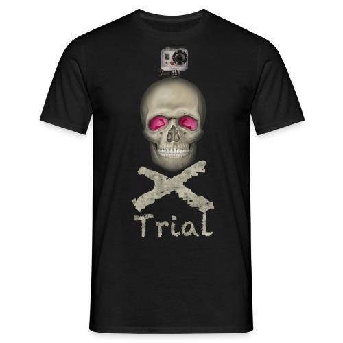 X-Skull - Männer T-Shirt