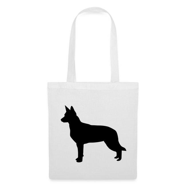 Koira-kangaskassi australiankelpie
