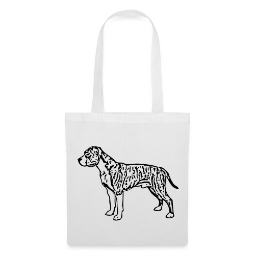 Koira-kangaskassi americanstaff - Kangaskassi
