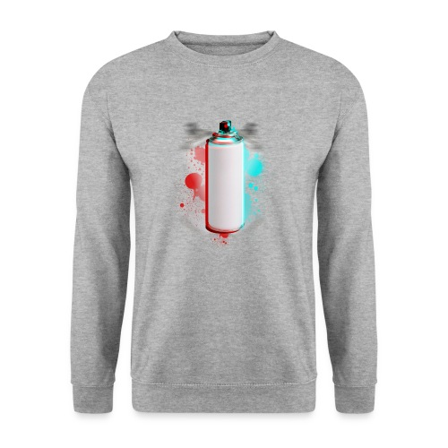 Spray Can 3D - Sweat-shirt Homme