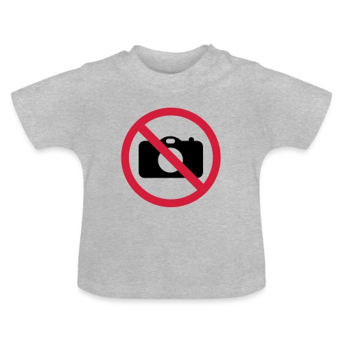 Pas de photo - T-shirt Bébé